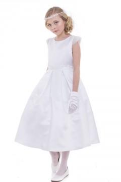 Elsie's Favorite Dress-White