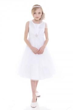 Rossie Dress-White