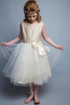 Camilla Dress-Ivory