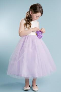 Hannah Dress -Lilac