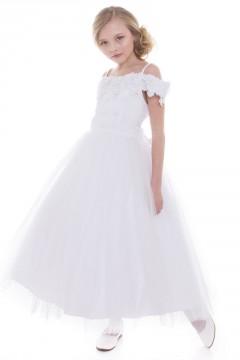 Victoria Dress- White