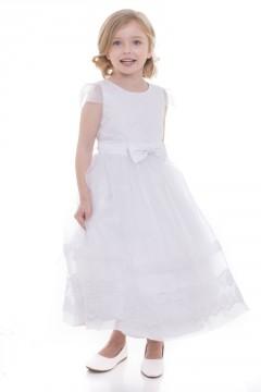 Grace Dress- White