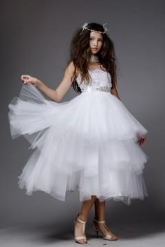 The Fancy Dress- White