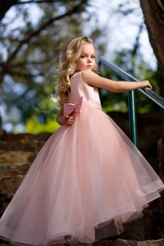 Savannah Dress_blush