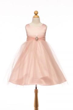 Rossie Dress-Pink