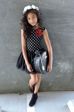 Anna Dress-Black