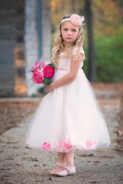Lenna Dress- Blush