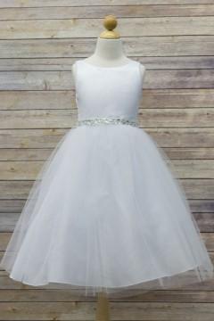 Laura Dress-White