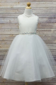 Laura Dress-Ivory
