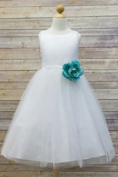 Hannah Dress - White