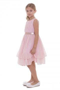 Mia Dress - Blush