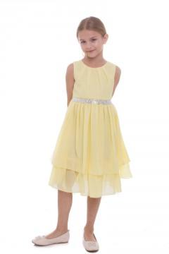 Mia Dress - Yellow