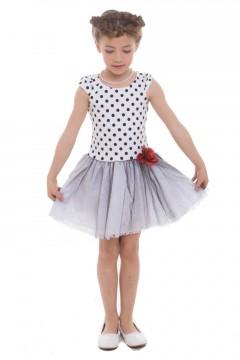 Anna Dress-White