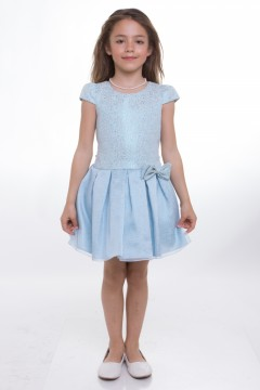 Sharon Dress-Turquoise
