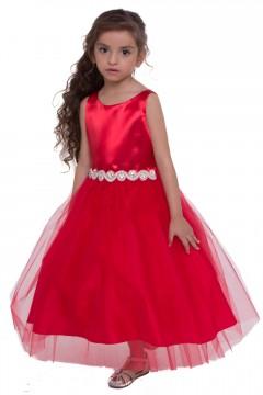 Abigail Dress - Red
