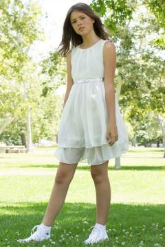 Mia Dress - Ivory