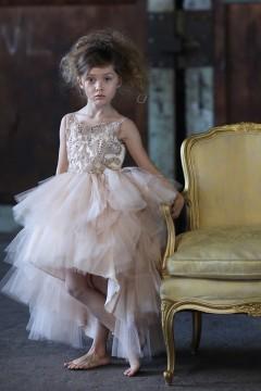 Abella Dress_rosegold