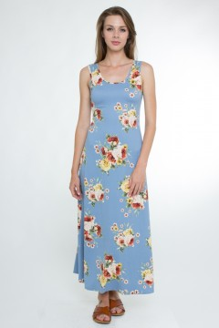 Wildflowers Maxi Dress