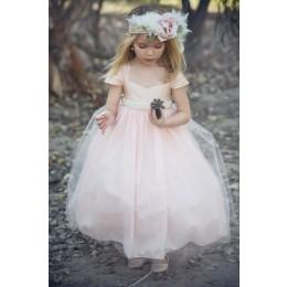 Emma Dress - Pink